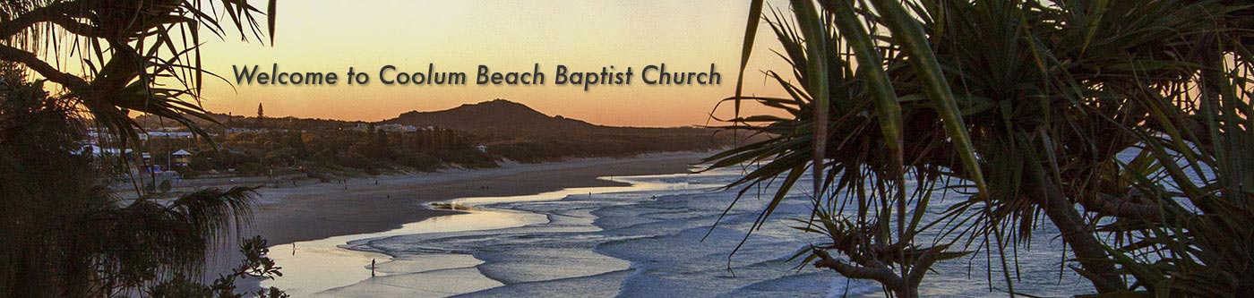 Coolum Beach Baptist Church