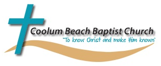 Coolum Beach Baptist Church